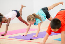 Aanmelden voor Yoga Playground Vrije School West 2020