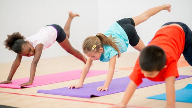 Aanmelden voor Yoga Playground Vrije School West