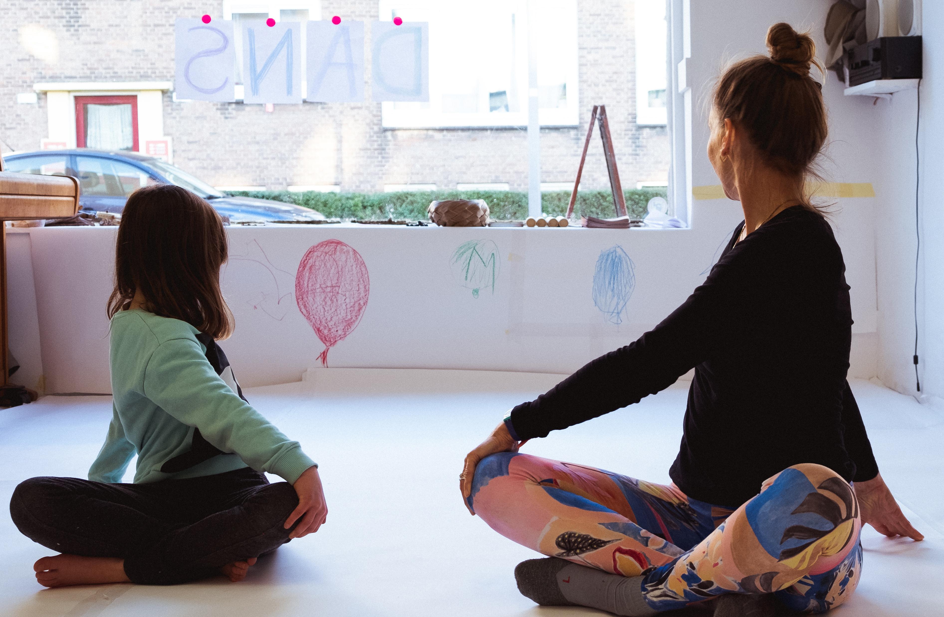 Losse lessen yoga PlayGround vrije school Rotterdam west 2021