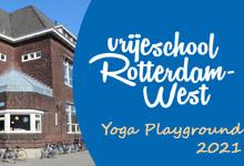 Yoga playground Vrijeschool Rotterdam West 2021