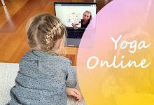 Online yoga les op vrijdag